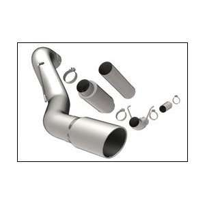Exhaust Stainless Steel Particulate Filter Back System 16380