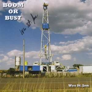 Boom Or Bust Wes St. Jon Music