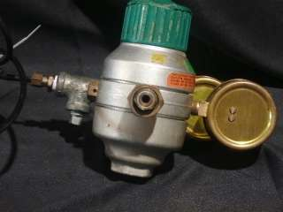 Air Products High Pressure Oxygen Regulator