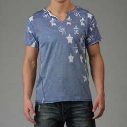 Ed Hardy Mens Native Chief Sublimation T shirt