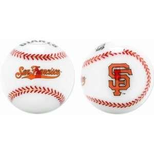 San Francisco Giants Cut Stone Baseball