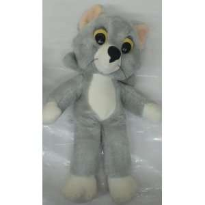 Tom and Jerry Vintage 12 Plush Doll (1970s) Toys & Games