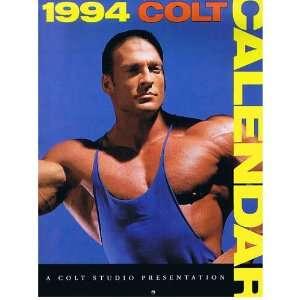 Colt Calendar 1994: Colt Studio: Books