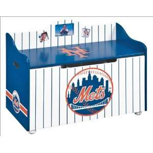 Guidecraft METS New York Mets MLB Fun Fan Collection Toys