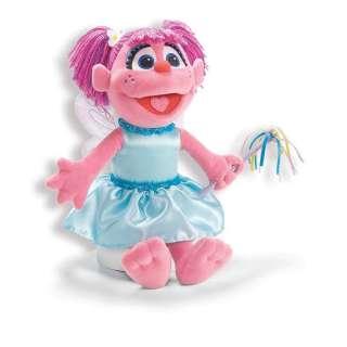 GUND Sesame Street 14 Fluttering Talking ABBY CADABBY #319970