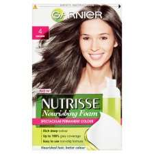 Garnier Nutrisse Foam 4 Brown   Groceries   Tesco Groceries