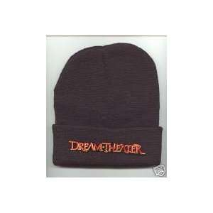 DREAM THEATER Beanie HAT SKI CAP Black NEW  Home & Kitchen