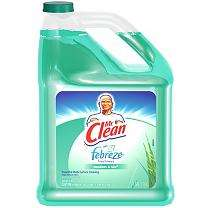 Mr. Clean Multi Purpose Cleaner with Febreze Freshness   128 oz.   Sam