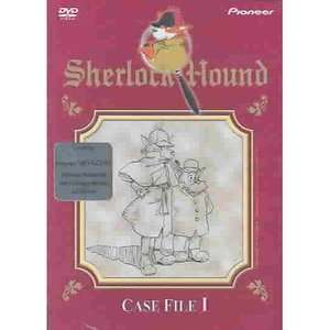 Sherlock Hound Case File 1 OLD STUFF