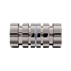 CRL Contemporary Style Gun Metal Finish Back to Back Shower Door Knob