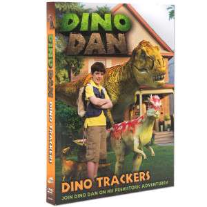 Dino Dan Dino Trackers DVD  Shop the Ticketmaster Merchandise