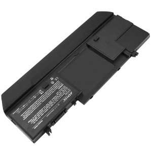 Replacement Battery for Dell Latitude D420 D430 (Black, 14