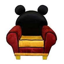 Disney Mickey Mouse Upholstered Chair   Harmony Kids