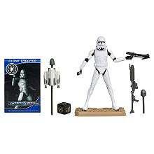 Star Wars Clone Wars Action Figure   Clone Trooper   Hasbro   ToysR