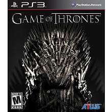 Game of Thrones for Sony PS3   Atlus Software