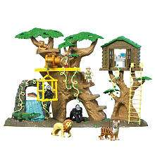 Animal Planet Baby Jungle Fortress Playset   Toys R Us
