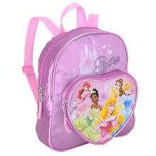 Disney Princess 10 inch Mini Backpack   Pink   Global Design Concepts