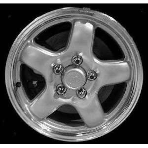 97 TOYOTA RAV4 ALLOY WHEEL RIM 16 INCH SUV, Diameter 16, Width 6.5 (5