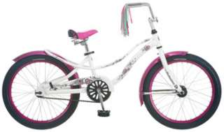 Schwinn 20 inch Cruiser Bike   Girls   Heart   Pacific Cycle   Toys