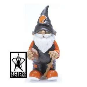 Cleveland Browns Garden Gnome Sports & Outdoors