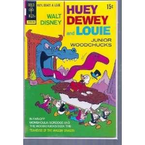 HUEY, DEWEY, AND LOUIE JUNIOR WOODCHUCKS # 19, 6.5 FN