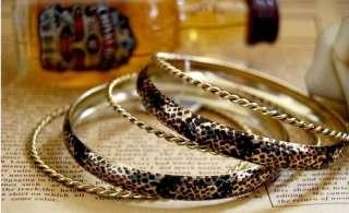 Fashion Jewelry Fashion leopard grain five pieces bracelets bracelets