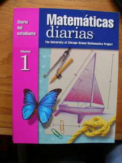 Diario del Estudiante /Everyday Math 4th Grade Volume 1