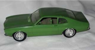 Vtg 1969/1970 Green Ford Maverick JoHan Promo Car
