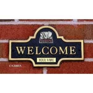 Monogram Club Alabama Crimson Tide Personalized Welcome