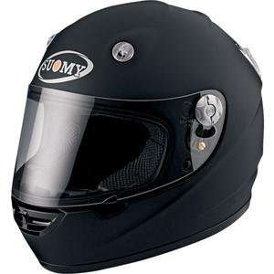 Suomy Vandal Solid Helmet   Medium/Matte Black Automotive