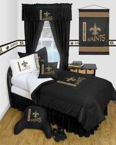 New Orleans Saints Bedroom Decor More Items Lr
