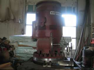 Rand Pump with 400 Horse Power ALLIS CHALMERS INDUCTION MOTOR