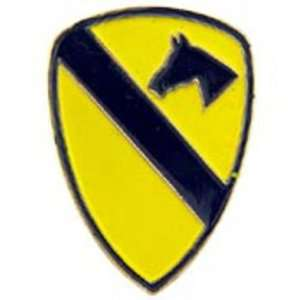 U.S. Army 1st Cavalry Division Pin 1 Arts, Crafts