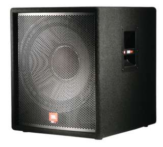 JBL JRX118SP NIB 500 Watt 18 Powered Sub Subwoofer