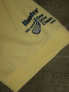Mens Ping JOHN DEERE 10th Annual 2004 Gear Drive Classic Polo Shirt