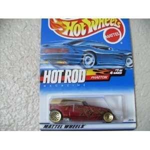 Hotwheels Hot Rod Magazine Series 2000 005 Phaeton #1 of 4