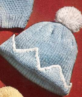 Slouch Beanie Knitting Pattern on PopScreen