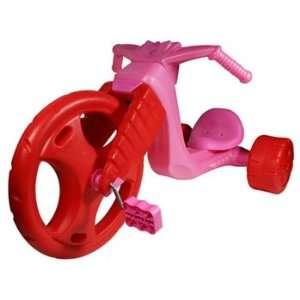 The Original Big Wheel Girls Pedal Master: Toys & Games