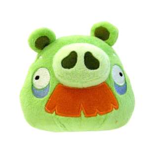 Angry Birds Pig 5 Plush With Sound Set Of 4 *New*