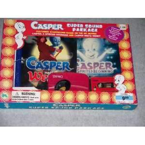Casper Super Sound Title (9781577193586) Books