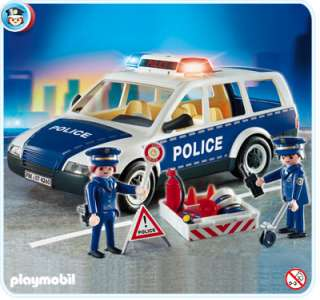 PLAYMOBIL === Police 4260: Patrol Car === NEW