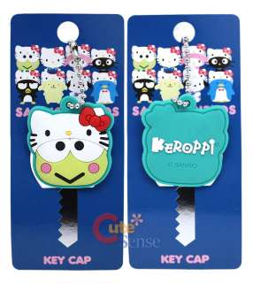 Sanrio Hello Kitty 50th Anniversary Key Cap  Keroppi