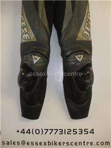 Kirishima Titanium Two Piece Road Race Motorcycle Leathers Eu 48 UK 38