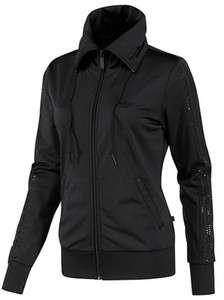 NEW Adidas Originals Womens RHINESTONE Firebird Track Top Jacket