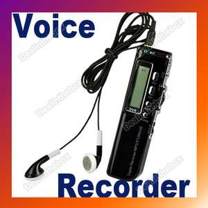 4GB Multi function Digital Voice Recorder Dictaphone Phone  Player