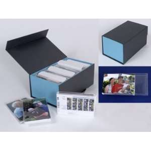 Archival Accent Print Storage Kit with Clear File Boxes