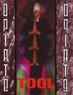 TOOL Opiate cd cover rock and roll photo glossy t shirt