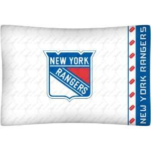Best Quality Micro Fiber Pillow Case   New York Rangers