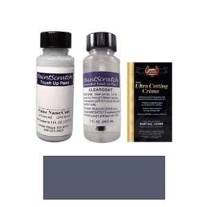 Oz. Sonic Blue Metallic Paint Bottle Kit for 2012 Chevrolet Traverse