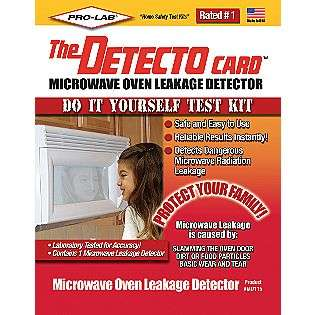 Professional Microwave Leak Detector Test Kit  Pro Lab Tools